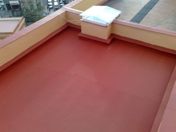 Impermeabilizacion terrazas reformar terraza reparar for Impermeabilizar terraza transitable