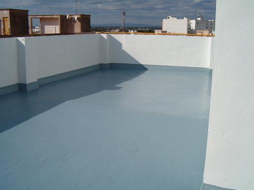 Impermeabilizacion terrazas reformar terraza reparar goteras - Reparar filtraciones de agua ...